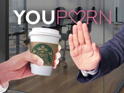YouPorn'dan Starbucks'ın Yasağına Misilleme