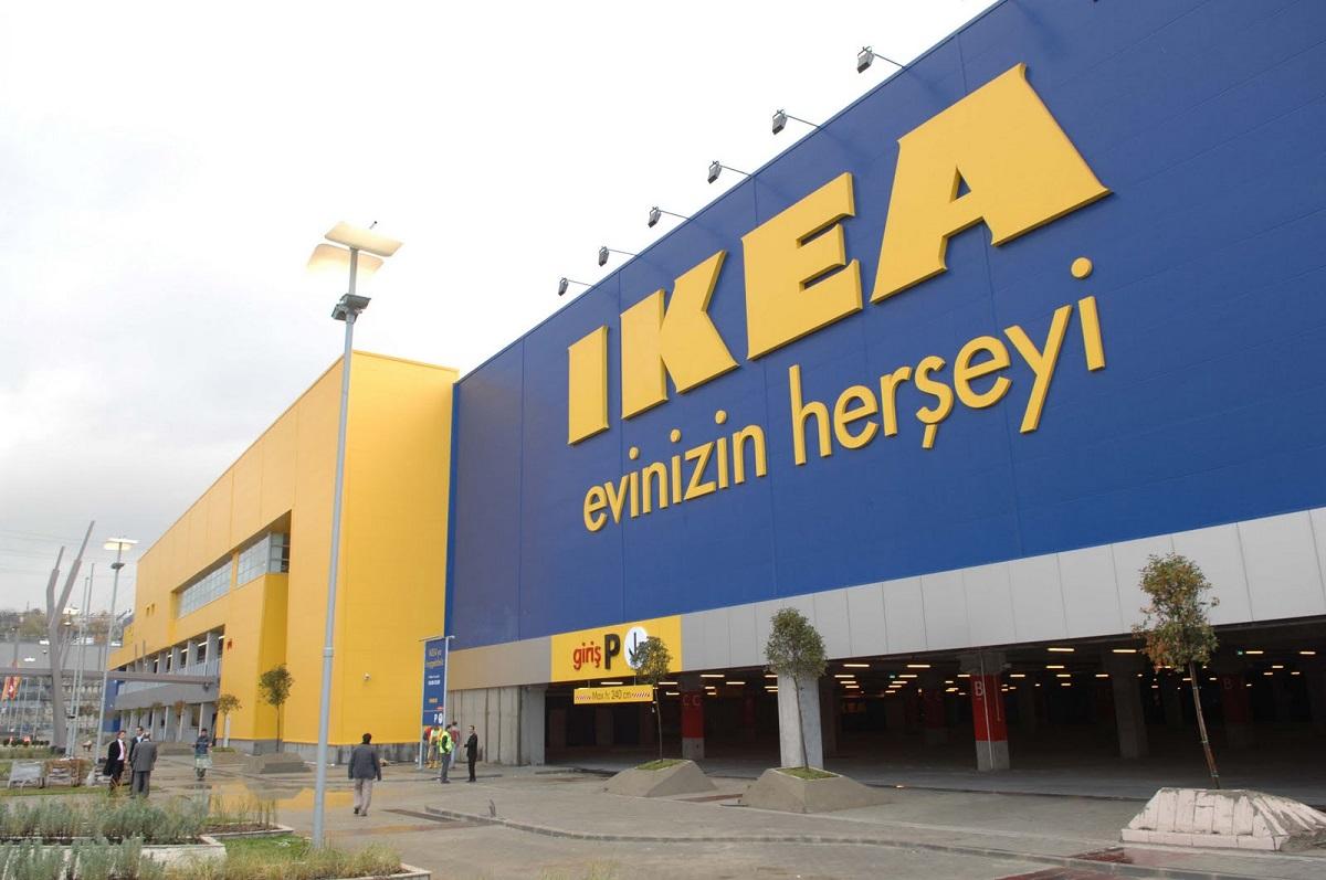 IKEA da Maske ve Dezenfektan Üretmeye Başladı