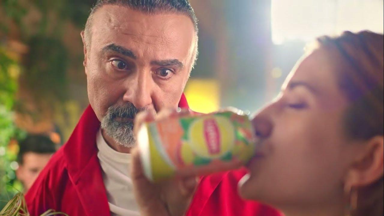 Lipton'dan Coca-Cola'ya Göndermeli Reklam Filmi