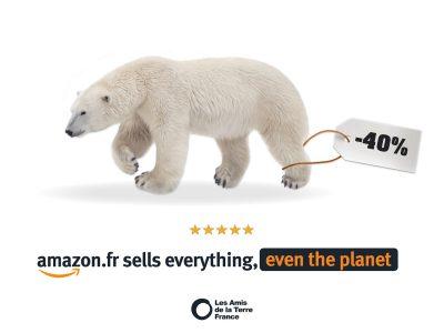 """""""Amazon Her Şeyi Satıyor, Gezegeni Bile"""""""