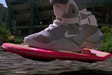 Nike, Otomatik Bağcıklı Basketbol Ayakkabısı Üretti