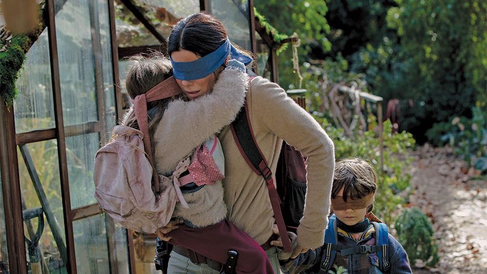 Netflix'in Bird Box Filmi, Bir Meydan Okuma Akımının Başlamasına Neden Oldu