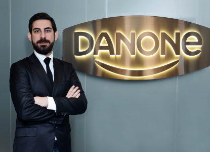 Danone Türkiye Sütlü Ürünler'e Yeni Pazarlama Direktörü Atandı