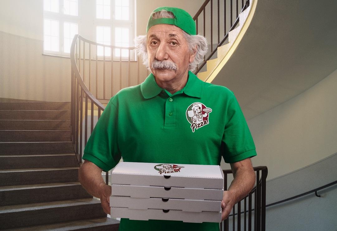 Einstein, Yarı Zamanlı Olarak Çalışmak Zorunda Kalsaydı…