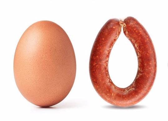 """Carrefour'dan Instagram Rekortmeni Yumurtaya: """"Tek Yumurta Yavan Olur"""" Paylaşımı"""