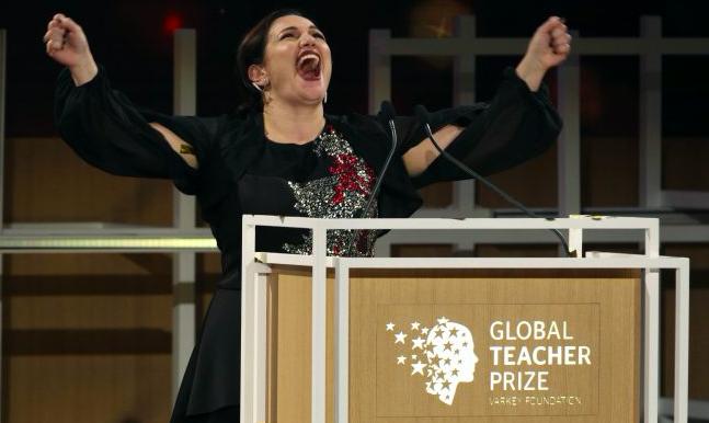 Marketing Meetup 2019'a Yeni Konuşmacı: Andria Zafirakou!