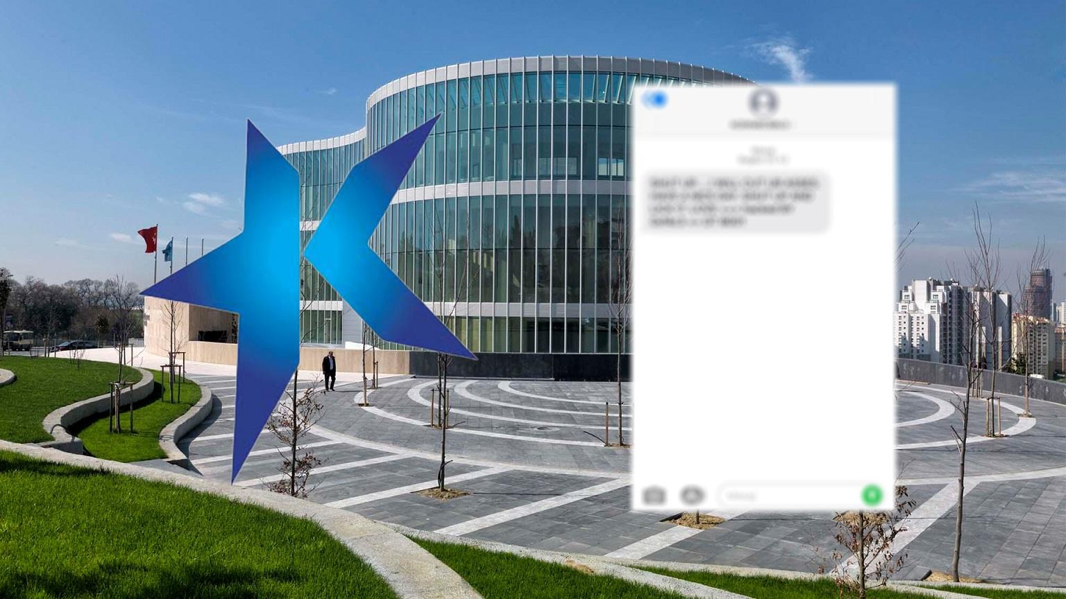 Küçükçekmece Belediyesi'nin SMS Sistemi Hacklendi