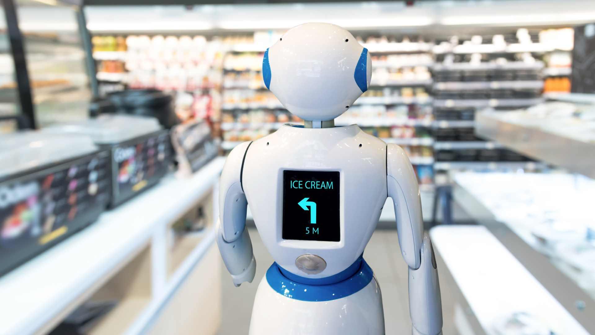 Perakendeciler, Stok Takibi İçin Yapay Zeka ve Robotlardan Nasıl Yararlanıyorlar?