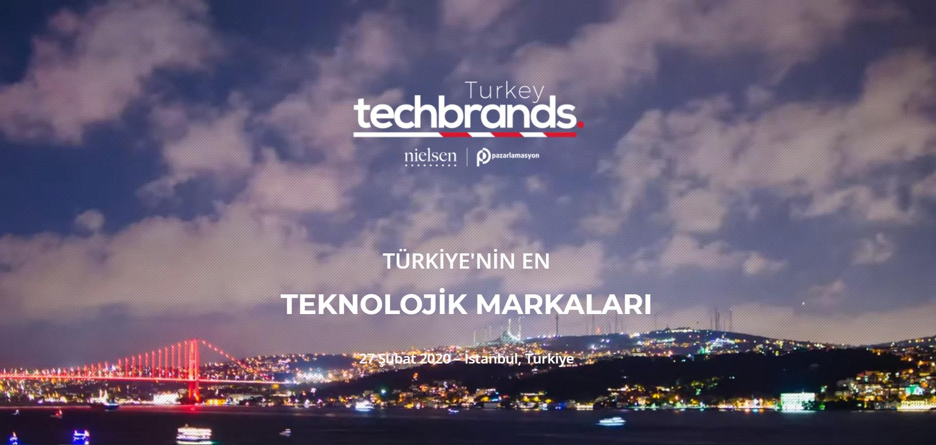 Türkiye'nin En Teknolojik Markaları Belli Oluyor