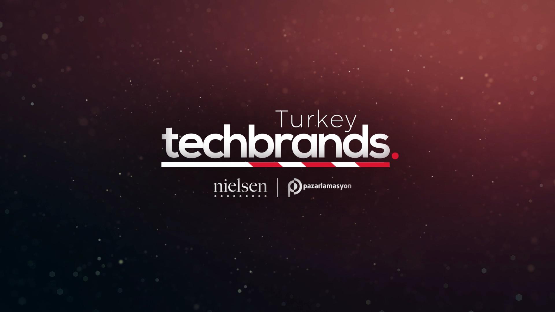 Tech Brands Turkey'de İlk 3'e Giren Markalar Belli Oldu