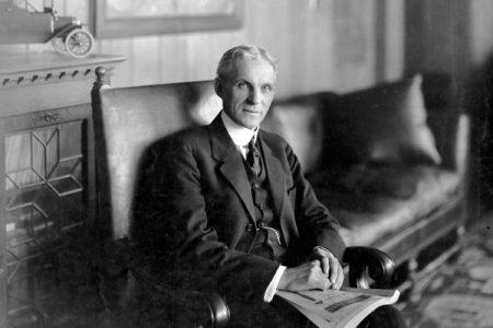 Henry Ford Hakkında Muhtemelen Bilmediğiniz 8 Şey