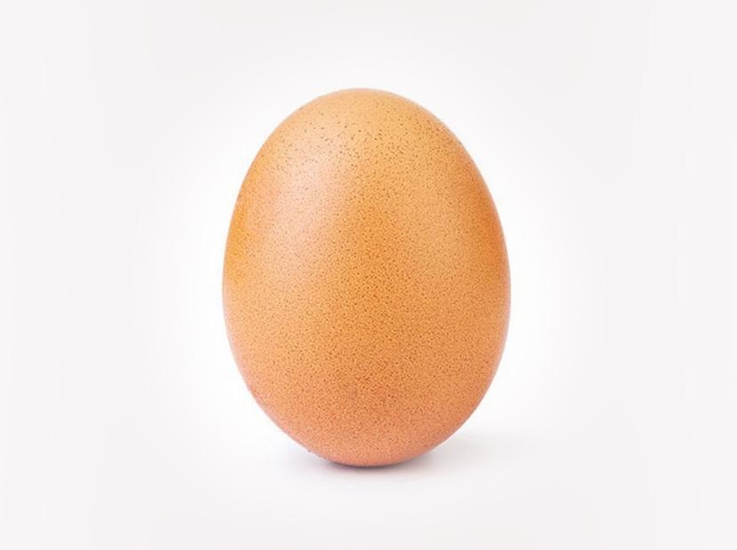 Instagram'ın Yeni Beğeni Rekortmeni Yumurta Fotoğrafı Oldu