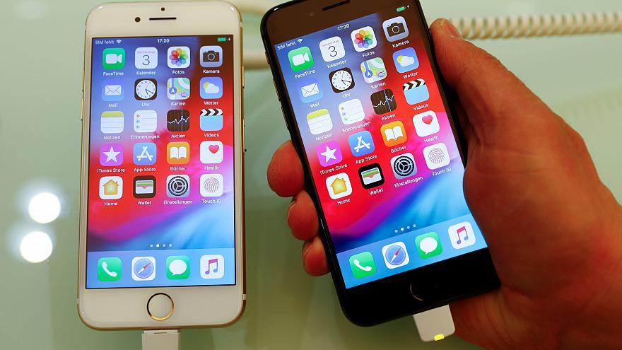 iPhone 7 ve iPhone 8 Almanya'da Yasaklandı