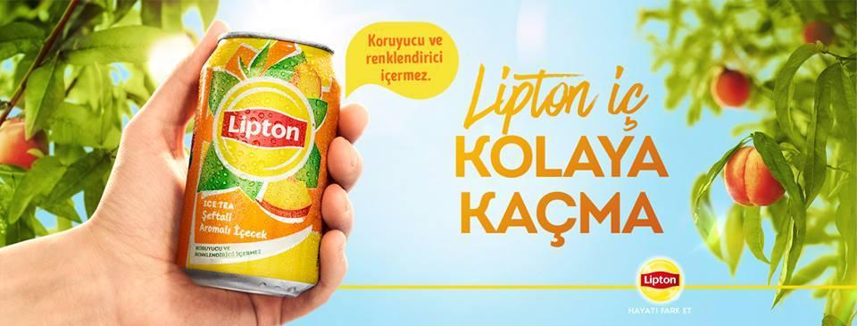Lipton'un Dolaylı Karşılaştırmalı Reklam Analizi