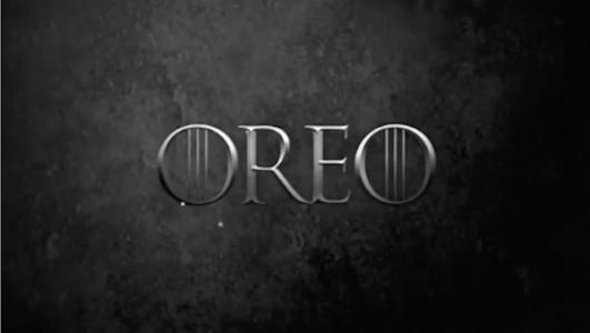 Oreo, Game of Thrones'un Final Sezonunu Karşılamaya Hazırlanıyor