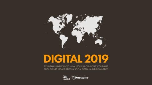 2019 Küresel Dijital Raporu'ndan Türkiye'nin Fotoğrafı