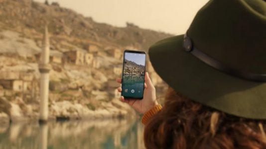 HUAWEI'nin Türkiye'de Çekilen İlk Reklam Filmi Yayında