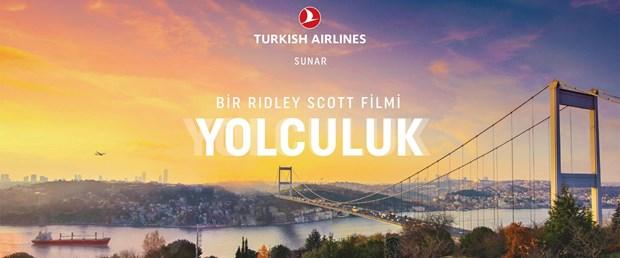 THY'nin Ridley Scott'a Çektirdiği Reklam Filmi Super Bowl'da İzleyiciyle Buluştu
