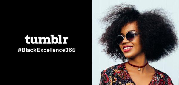 Tumblr Black History Month Kutlamalarını Bir Adım Öteye Taşıyor