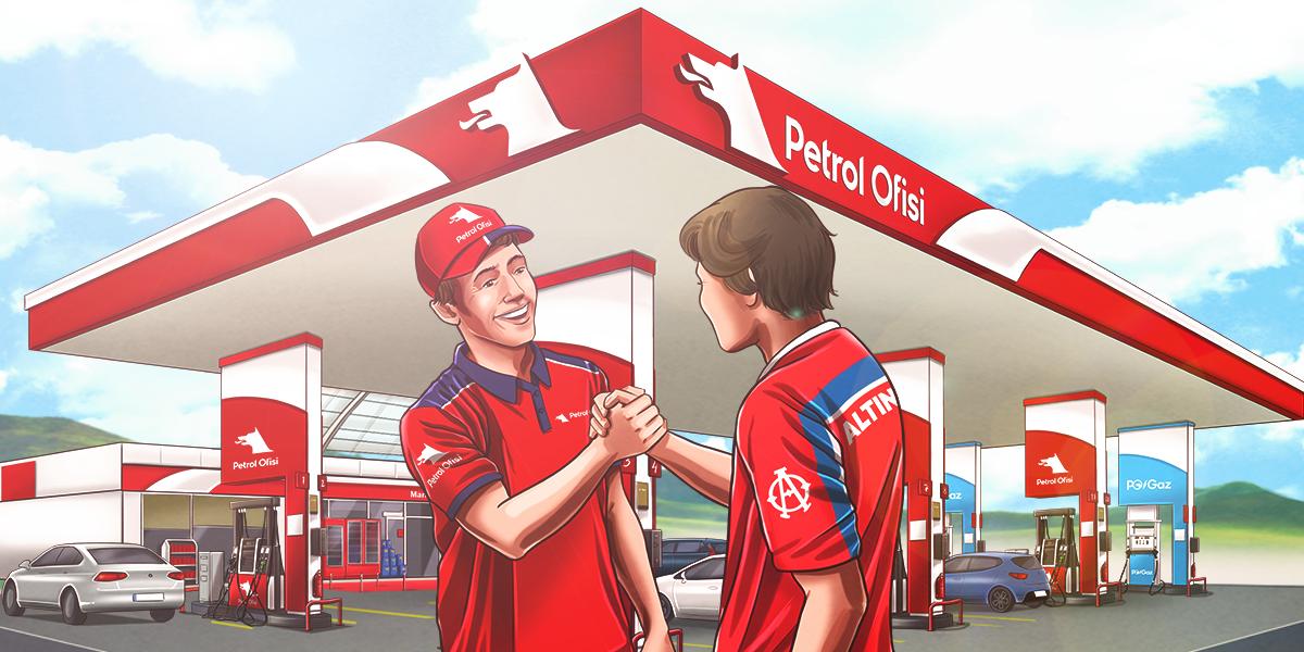 Türkiye'nin Geleceği için; Petrol Ofisi ile Altınordu Futbol Kulübü'nün Yol Arkadaşlığı!