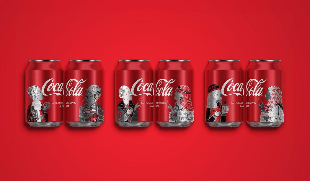 Coca-Cola, Farklılıkların Önemsiz Olduğunu Gösteren Yeni Ambalaj Tasarımını Tanıttı