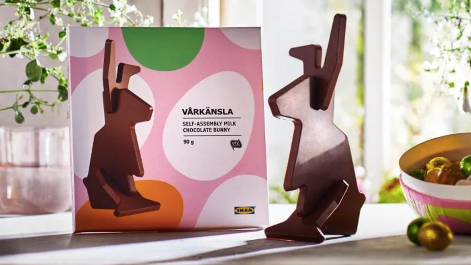 IKEA, Demonte Olarak Satılan Bir Çikolata Çıkardı