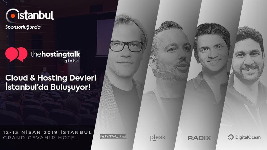Cloud & Hosting Sektörünün Devleri Hosting Talk Global'de Buluşuyor!