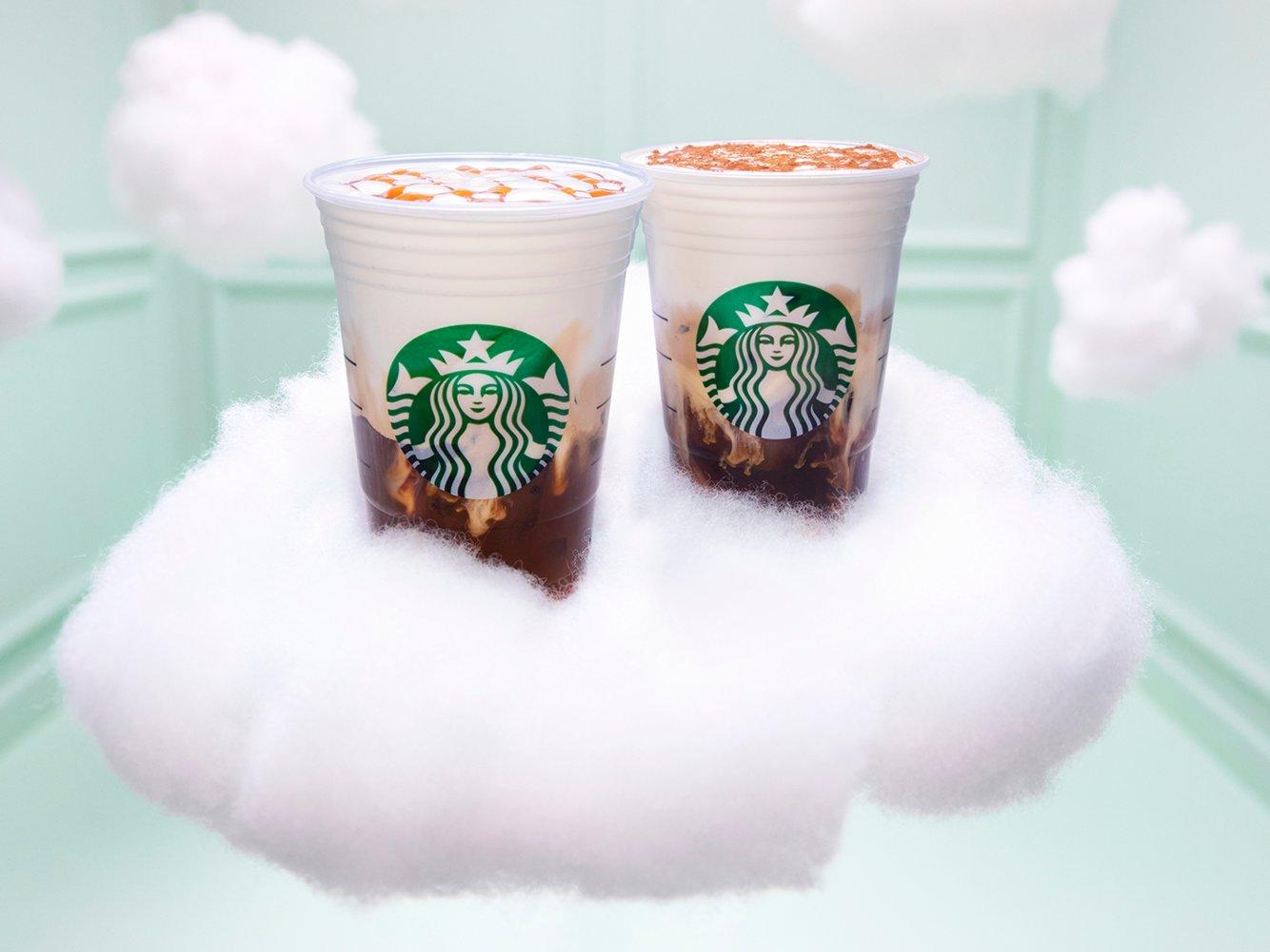 Starbucks, Ariana Grande İş Birliğiyle Yeni Bir İçecek Çıkarıyor