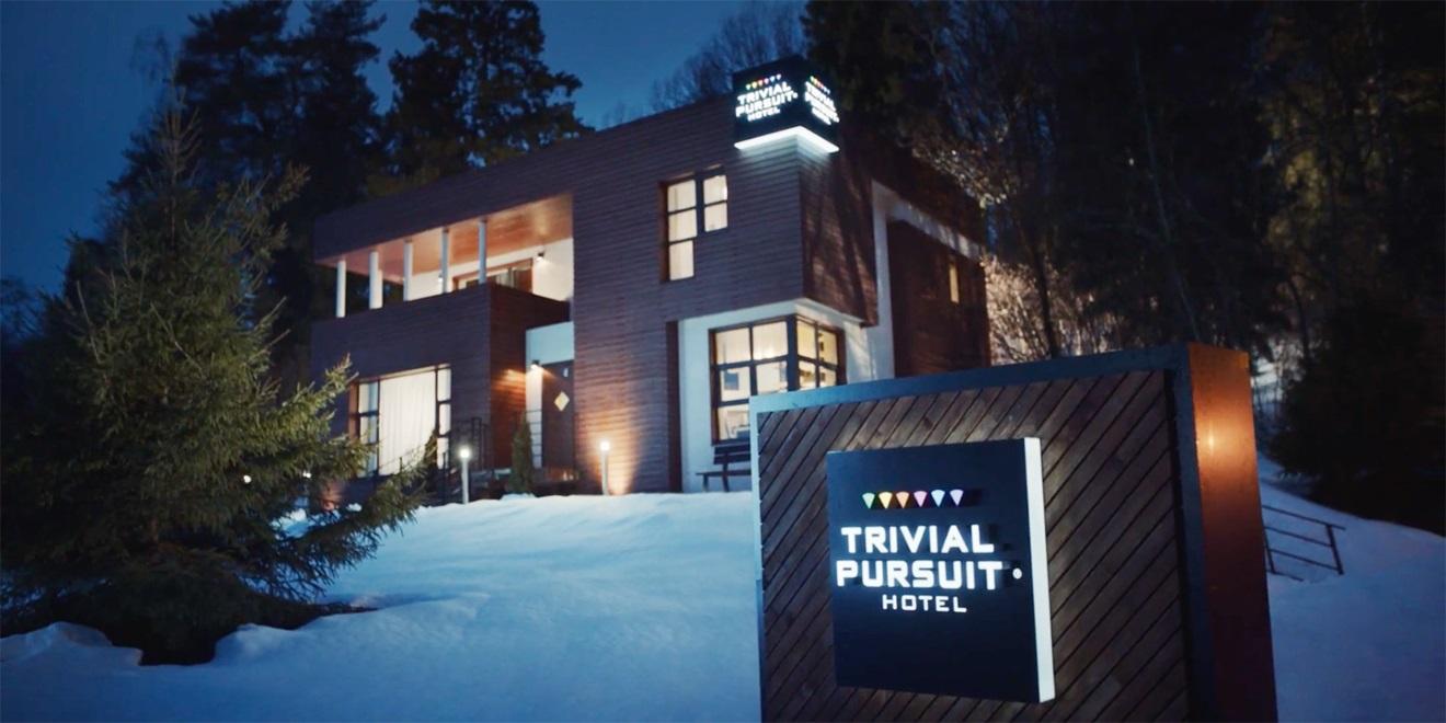 Bilginin Para Yerine Geçtiği Trivial Pursuit Oteli