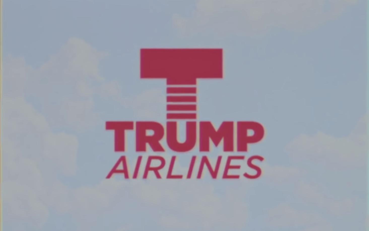 """Conan, Trump'ın Tweet'ini Tiye Almak İçin Sahte Bir """"Trump Airlines"""" Reklamı Yayımladı"""
