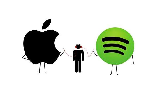 Apple ile Spotify Arasındaki Gerginlik Hız Kesmeden Devam Ediyor