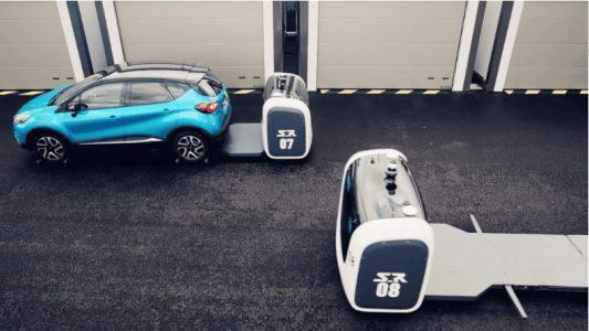 Araba Park Etme Kabusuna Son Veren Robot