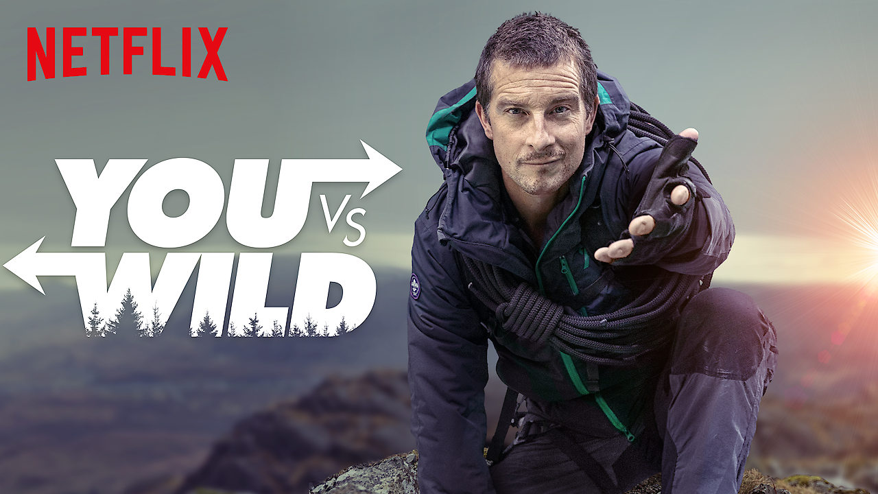 """Netflix'in İkinci İnteraktif Yapımı """"You vs Wild""""ın Yayın Tarihi Belli Oldu"""
