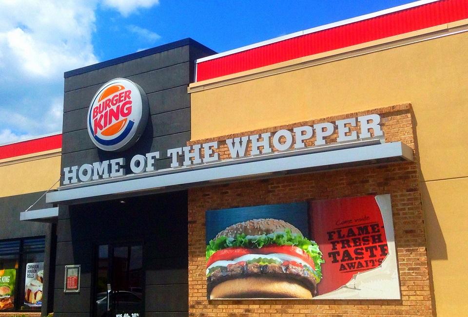 Burger King, Bir Gün Boyunca Sadece Whopper Sattı