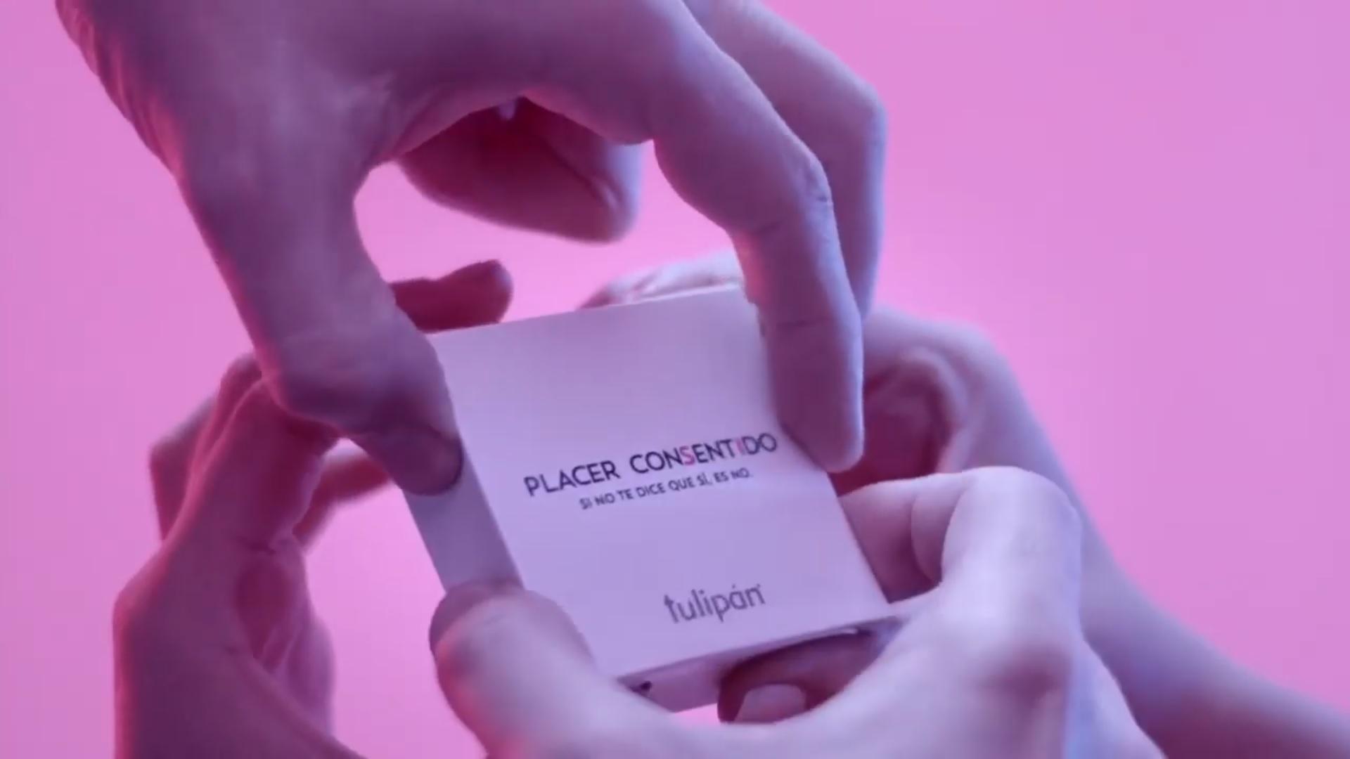 Ancak İki Kişinin Açabildiği Kondom Pakedi Tasarımı