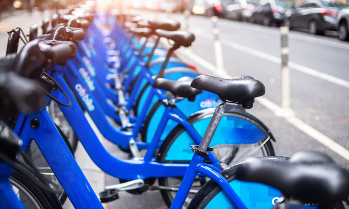 Araç Paylaşım Uygulaması Lyft, Bisiklet Paylaşım Ağını New York'ta Hizmete Sunuyor