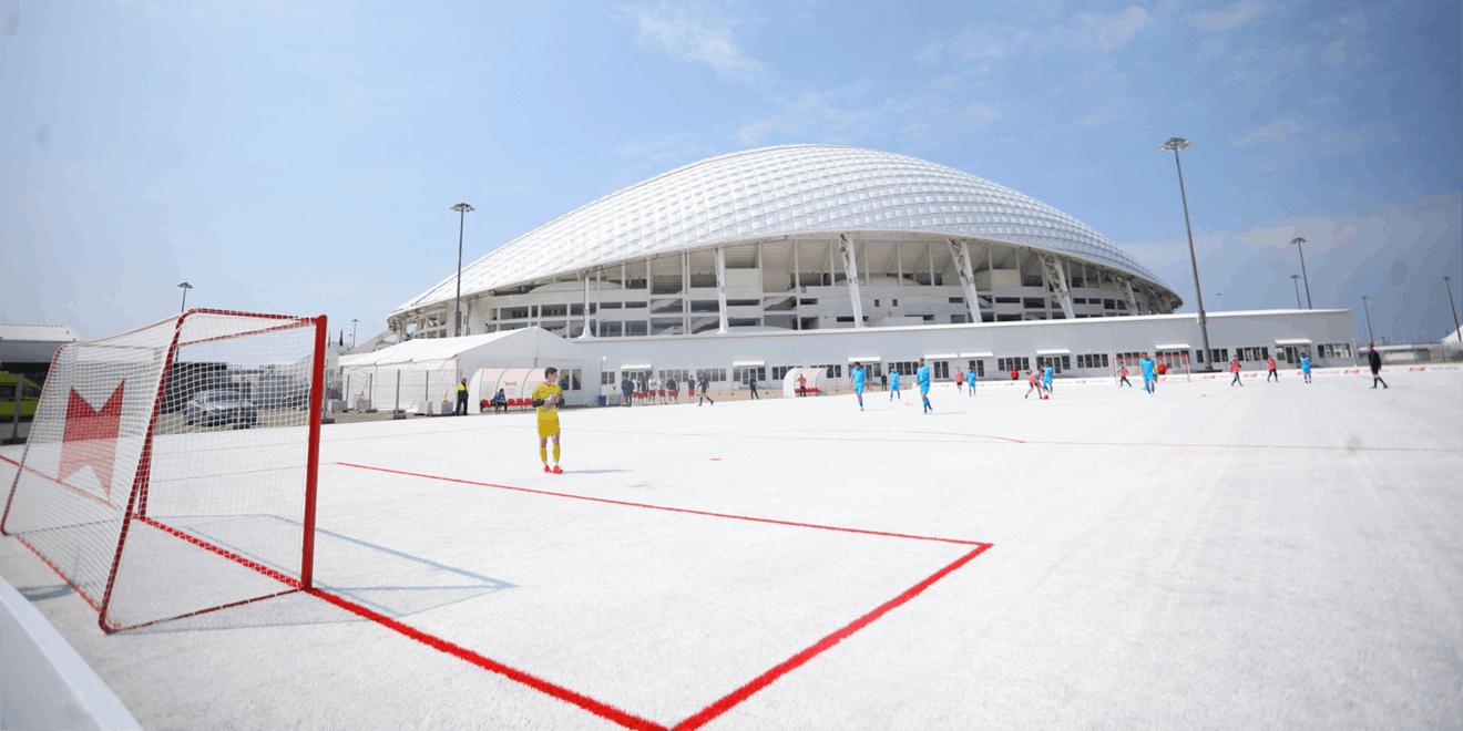 2018 Dünya Kupası'nın Plastik Bardak Atıkları Futbol Sahasına Dönüştü!