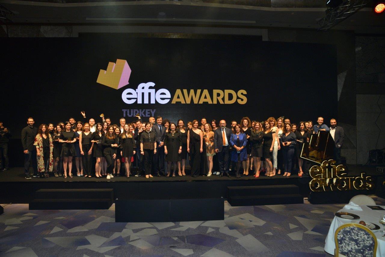 Effie Ödülleri Kazananları Belli Oldu