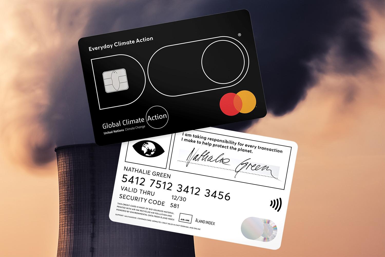 Yaptığınız Karbon Salınımına Göre Limit Koyan Kredi Kartı: DO Black