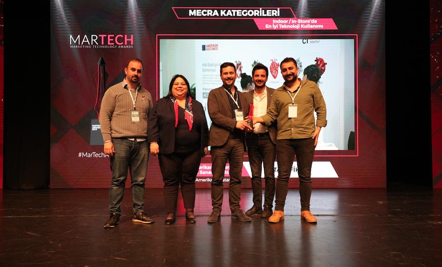 """MarTech Awards'ta Ödül Alan """"Kalbi Sanat İçin Atanlar"""" Projesini Tazefikir ile Konuştuk"""
