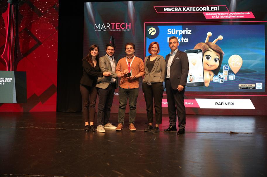 """MarTech Awards'ta Ödül Alan """"Sürpriz Nokta"""" Projesini Rafineri&Turkcell Ekibi ile Konuştuk"""