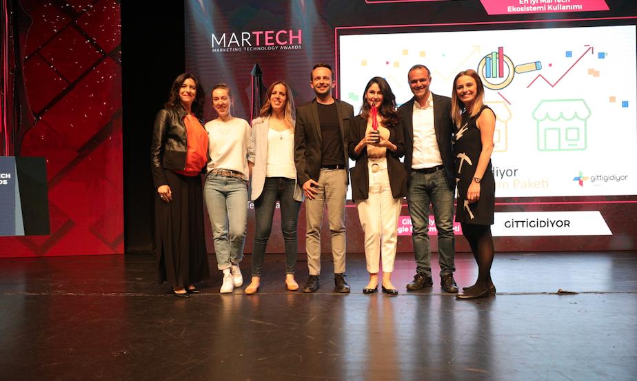 """MarTech Awards'ta Ödül Alan """"Google Reklam Paketi"""" projesini GittiGidiyor ile Konuştuk"""