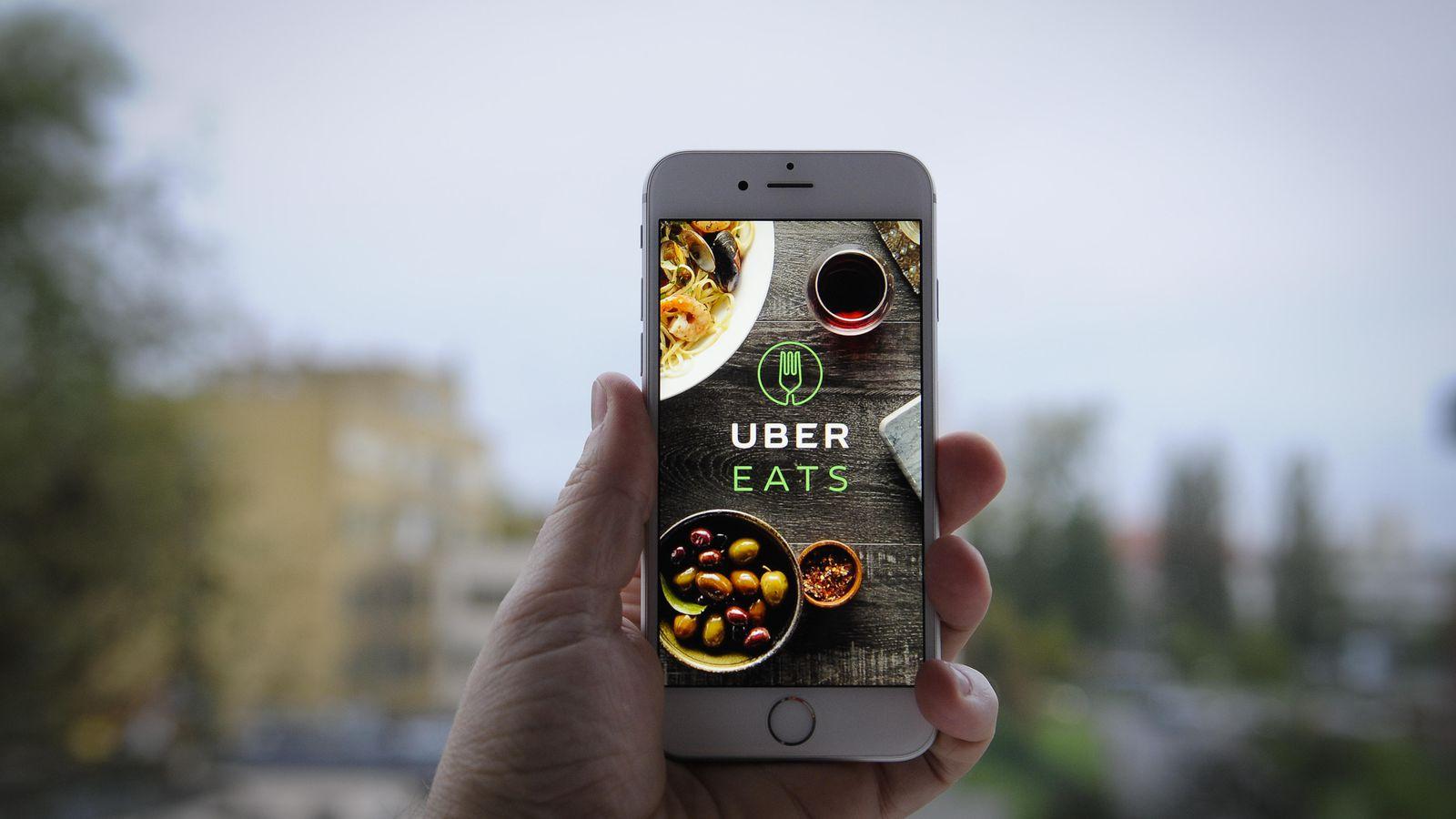 Uber'in Abonelik Tabanlı Yemek Teslimat Servisi: Uber Eats Pass