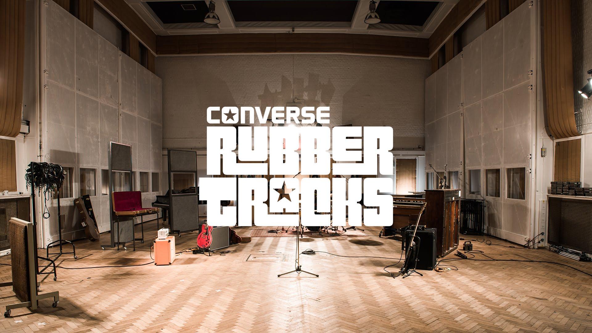 Topluluk Oluşturmada Converse Etkisi: Converse Rubber Track