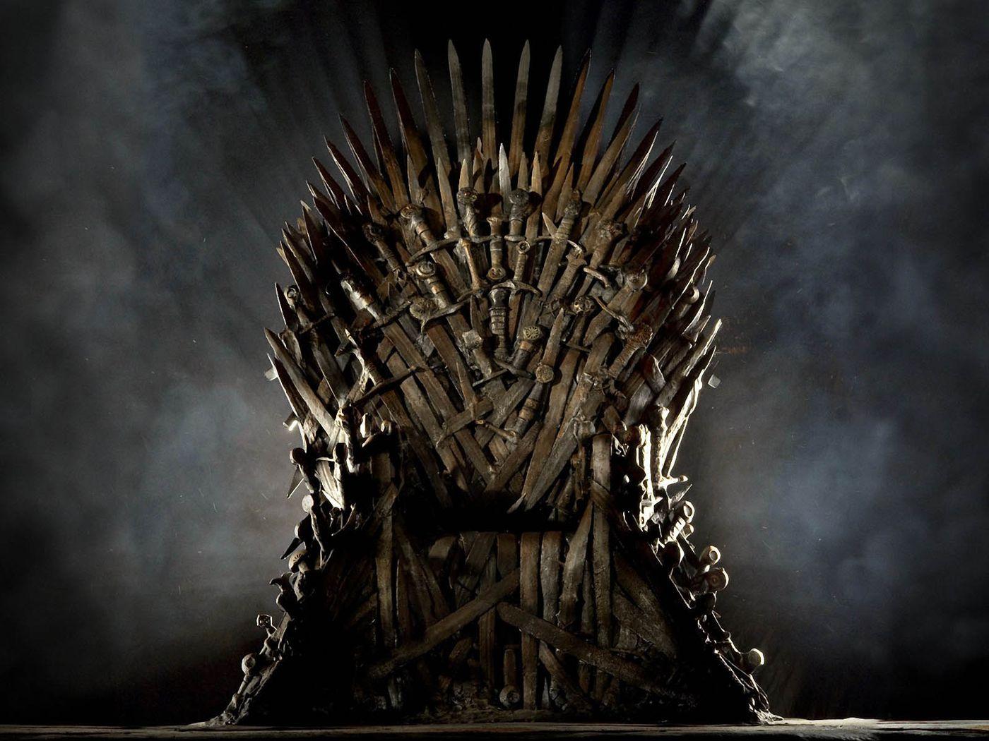 Game of Thrones Final Bölümünde Ekranlara Rekor Kırarak Veda Etti
