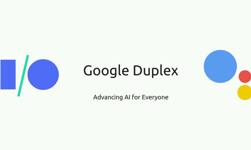 Yapay Zeka Destekli Uygulama Google Duplex Yakında Internet Ortamına Taşınıyor