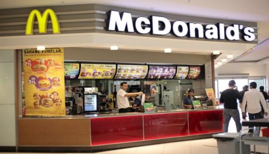 Anadolu Grubu'ndan McDonald's'lar ile İlgili Önemli Karar