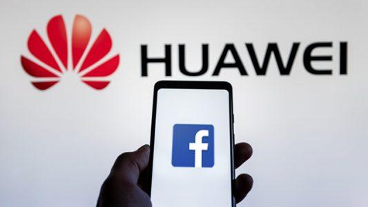 Huawei'nin Yeni Telefonlarında Facebook, Instagram ve Whatsapp Yüklü Olmayacak
