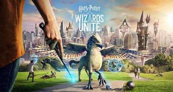 """Artırılmış Gerçeklik Oyunu """"Harry Potter: Wizards Unite"""" Sonunda Çıktı!"""
