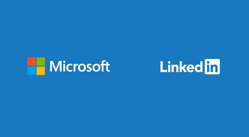 Microsoft Linkedin'i Bünyesine Kattı!